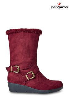 Joe Browns Bramble Walk Faux Fur Boots