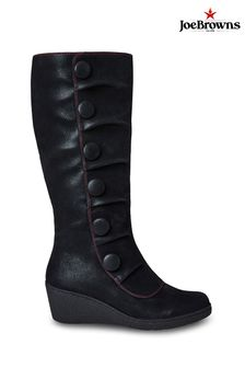 Joe Browns Bold And Beautiful Wedge Boots