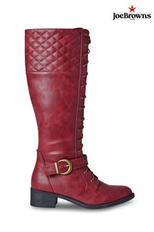 Joe Browns Dream Rider Lace Up Boots