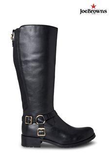 Joe Browns Swish Leather Riding Boots