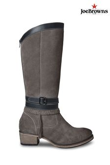 Joe Browns Beautiful And Boho Suede Boots