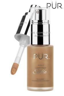 PÜR 4 in 1 Love Your Selfie Foundation