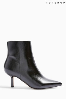 Topshop Point Boots