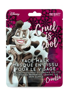 Disney Villains Sheet Face Mask Cruella