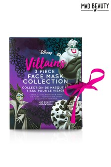 Disney Villains Sheet Face Mask Set