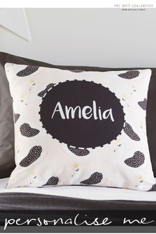 Personalised Swan Princess Cushion By Gift Collective