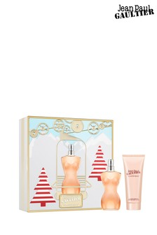 Jean Paul Gaultier Classique Eau De Toilette 50ml and Body Lotion 75ml Gift Set