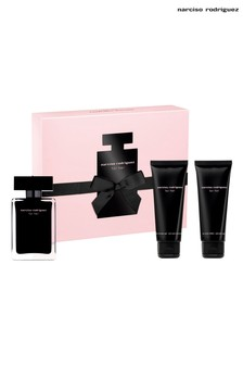 Narciso Rodriguez For Her EDT 50ml and Body Lotion 75ml and Shower Gel 75ml Gift Set