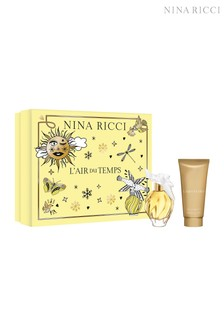 Nina Ricci L Air Du Temps EDT 30ml and Body Lotion 75ml Gift Set