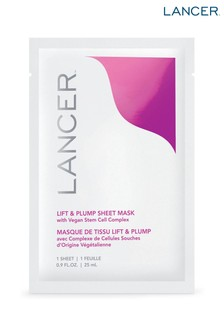 Lancer Firm & Plump Sheet Mask 4 Pack