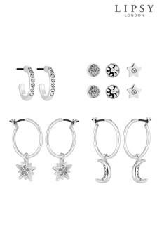 Lipsy Celestial Earrings
