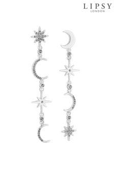 Lipsy Celestial Linear Earrings