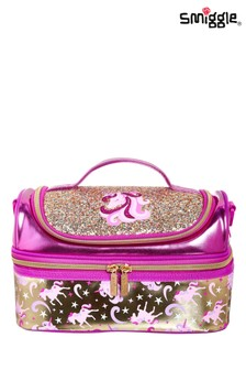 Smiggle Double Decker Lunchbox