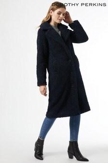 Dorothy Perkins Super Long Teddy Coat