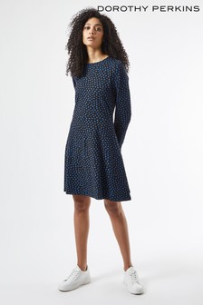 Dorothy Perkins Jersey Sustainable Mini Spot