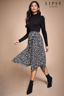 Lipsy Hanky Hem Skirt