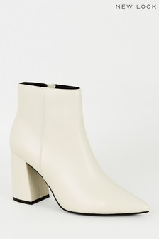 New Look Pointed Ankle Boots