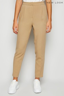 New Look Tapered Trousers