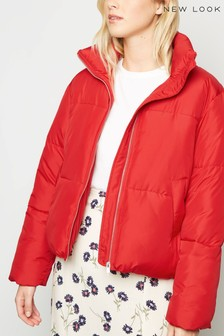 New Look Boxy Padded Jacket