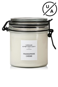 Urban Apothecary 250g Frangipane Creme Kilner Jar Candle