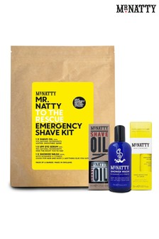 Mr Natty To The Rescue - Emergency Shave Kit