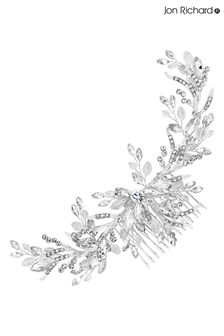Jon Richard Bridal Crystal Beaded Wreath Comb