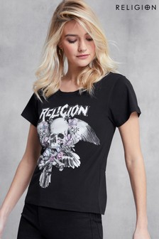 Religion Crowded Tee