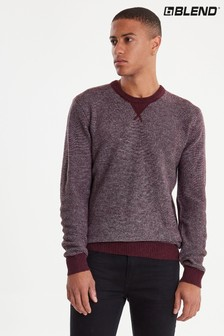 Blend Wool Pullover