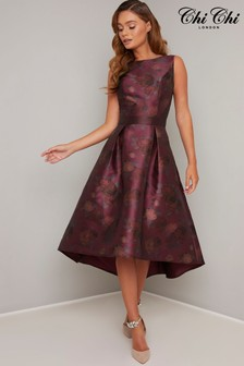 Chi Chi London Huxley Dress