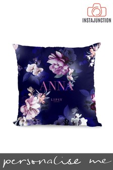 Personalised Lipsy Serena Cushion By Instajunction