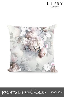 Personalised Lipsy Ava Cushion By Instajunction
