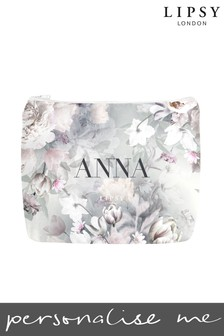 Personalised Lipsy Ava Make Up Bag By Instajunction