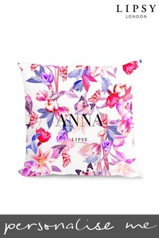 Personalised Lipsy Lzzy Cushion By Instajunction