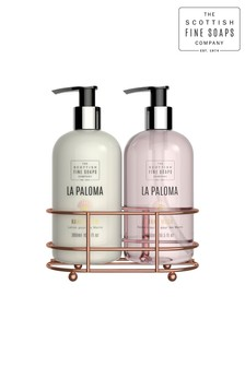 Scottish Fine Soaps La Paloma Hand Care Set