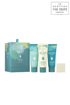 Scottish Fine Soaps Marine Spa Sea Kelp Luxurious Gift Set