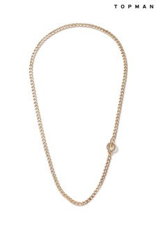 Topman T-Bar Necklace