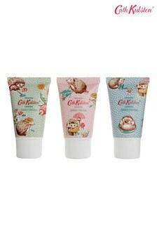 Cath Kidston Gardeners Club Hand Cream Trio