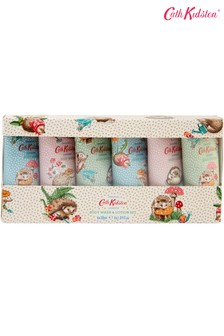 Cath Kidston Gardeners Club Body Wash & Lotion Set