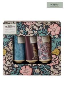 Morris & Co Pink Clay and Honeysuckle Hand Cream Collection