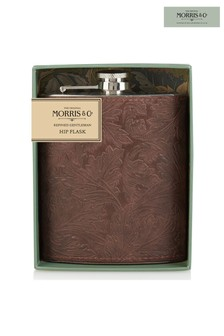 Morris & Co Refined Gentleman Hip Flask