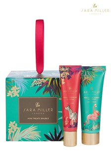 Sara Miller Tahiti Mini Treats Bauble