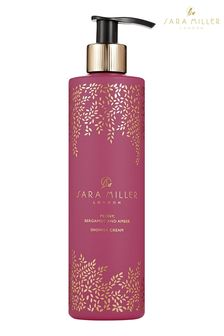 Sara Miller Peony, Bergamot and Amber Shower Cream 300ml