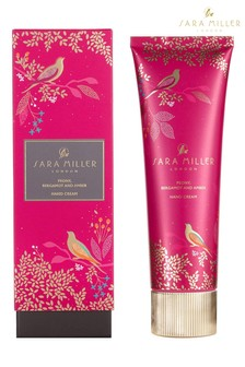 Sara Miller Peony, Bergamot and Amber Hand Cream 150ml
