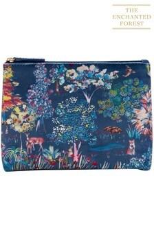 The Enchanted Forest Velvet Bag
