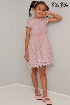 Chi Chi London Girls Liviah Dress