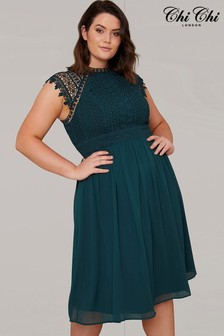 Chi Chi London Curve Simona Dress