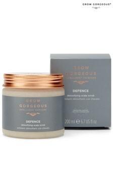 Grow Gorgeous Defence Detoxifying Scalp Scrub 200ml