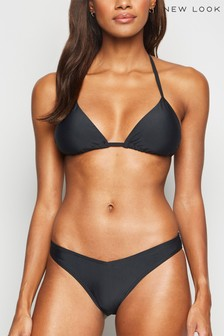 New Look Soft Triangle Bikini Top