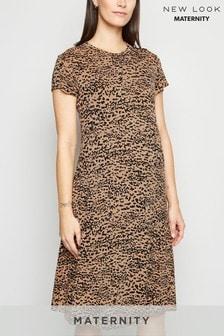 New Look Maternity Jersey Swing Dress