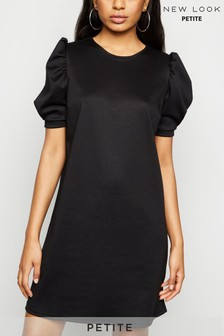 New Look Petite Puff Sleeve Tunic
